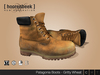 Patagonia boots   gritty wheat   mp image 1