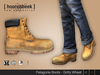 Patagonia boots   gritty wheat   mp image 2