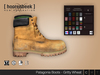Patagonia boots   gritty wheat   mp image 3