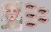 [okkbye] bunnie lashes (genus & lelutka) - add me