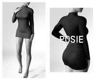 POSIE - Danielle Wool Dress .DEMO