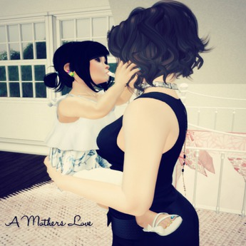 Move Me Poses - A Mothers Love