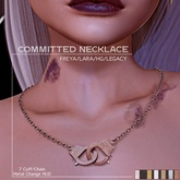 BUENO- Committed Necklace Fatpack - Legacy, Maitreya, Slink HG, & Belleza Freya