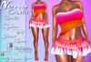 GIFT =Impulse= Outfit Neno (Maitreya, Slink, Belleza) Top, Skirt, Shoes, Choker. Sale, PROMO