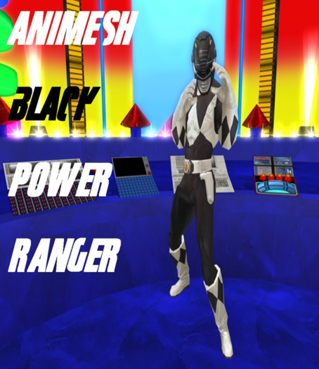 Black Ranger boxed
