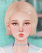).MYSTERIKA.( Angelica Shape (GENUS Baby Face Head)