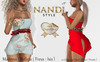 Bag Dress Emine - *Nandi Style*