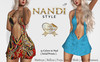 Bag Dress Fernanda - *Nandi Style