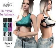 Eyelure Metallic Thread Top - w/Fatpack HUD  *summer sale*