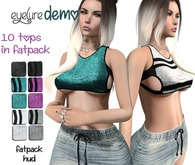 DEMO Eyelure Metallic Thread Top      *summer sale*
