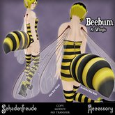 Schadenfreude Bee Bum & Wings