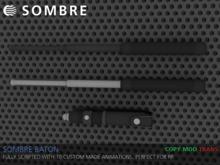 Sombre Baton (v1.1) (Useable)