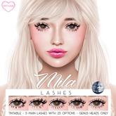 MICHAN - Mila Lashes [Genus]