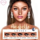 MICHAN - Anabelle Lashes [Genus]