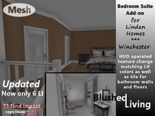 Blushed Living - Bedroom Suite - Winchester *Updated