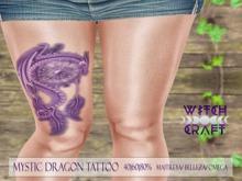 [WitchCraft] Mystic Dragon Tattoo