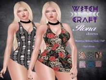 [WitchCraft] Ilona dress *GIFT*