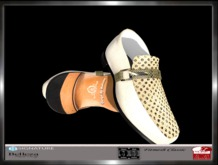 ::BCS:: Kenneth White Formal Shoes