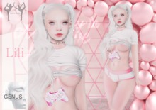 Secret Body - Lili Shape  (GENUS Baby Face)