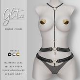 [Glitzz] Gaia Set - Black