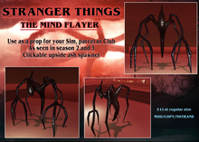 Vortech STRANGER THINGS MIND FLAYER PROP