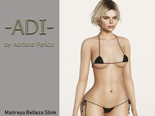 PROMO 50 L-ADI-Micro Bikini Black Maitreya Belleza Slink