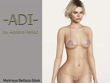PROMO 50 L-ADI-Micro bikini Boho Maitreya Belleza Slink