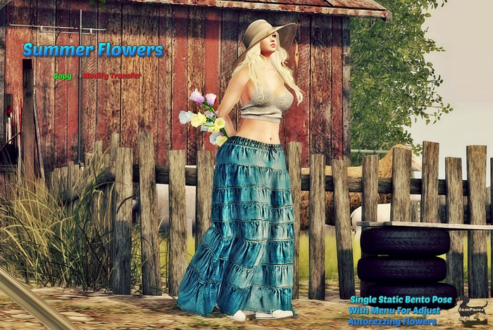 Summer Flowers-