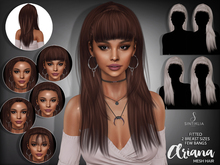 Sintiklia - Hair Ariana - Naturals