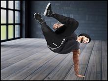 Jess Pose Bento Hip Hop H 3