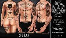 KAOS QUIJA TATTOO