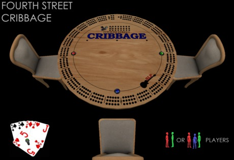 Fourth Street Cribbage