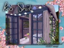 [K.S] Sweet little Greenhouse