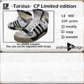 *ordinary* -Tarsius- CP Limited edition