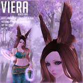 Visual Magick - Viera Bento Ears