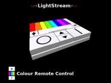 LightStream Colour Remote White