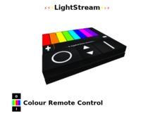 LightStream Colour Remote Black