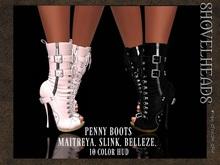 :*:ShOvElHeAdS:*: Penny Boots