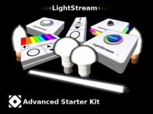 LightStream Advanced Kit Colour (White Finish)
