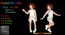 {SH} Raider Outfit (Bebe Youth) FULL PERM
