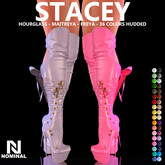 NOMINAL: STACEY THIGH BOOTS & HUD