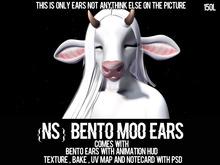 {NS} MOO BENTO EARS