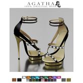 ::SG:: Agatha Shoes Legacy
