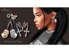 *Bonita* Juliet earrings