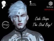 - Tivoli Inc - Cade bento Shape For Lelutka GUY + 3 Separate Body Shapes Belleza Signature and Legacy
