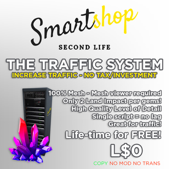 The Traffic System – INCREASE TRAFFIC!