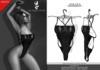 Nocturnal Couture Joliza Bathing Suit Black DEMO