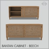 Sequel - Bantan Cabinet - Beech
