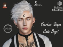 - Tivoli Inc - Youshun Shape For Lelutka Andrea bento + 3 Separate Body Shapes Signature Belleza and Legacy