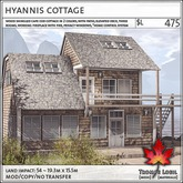 Trompe Loeil - Hyannis Cottage [mesh]